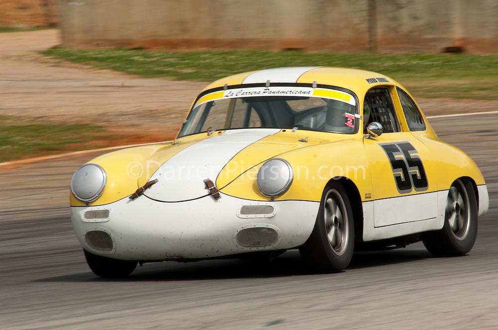 #55 '91 Porsche 356: Perry Tennell