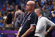 Curzio Garofoli<br /> Nazionale Italiana Maschile Senior<br /> Eurobasket 2017 - Group Phase<br /> Italia Germania Italy Germany<br /> FIP 2017<br /> Tel Aviv, 05/09/2017<br /> Foto M.Ceretti / Ciamillo - Castoria