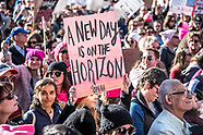2018 Women's March San Francisco