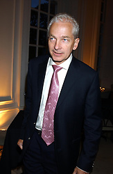 Cricketer DAVID GOWER at a evening to celebrate the unveiling of the British Luxury Club at The Orangery, Kensington Palace, London W8 on 16th September 2004.<br /><br />NON EXCLUSIVE - WORLD RIGHTS