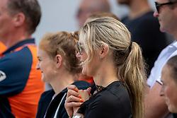 Van Uytert-Van Vliet Renate, NED<br /> Ermelo - Weltmeisterschaft Junge Dressurpferde 2019<br /> Finale für 6 jährige Dressurpferde<br /> Final for 6 years dressage horses<br /> 04. August 2019<br /> © www.sportfotos-lafrentz.de/Dirk Caremans