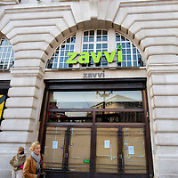 .DVD and games retailer Zavvi is set to close stores in Bromley, Kensington and the Kings Road as part of moves to close 15 more UK outlets...A total of 295 staff will lose their jobs in the closures, set to take place immediately, administrators say. .Zavvi, the former Virgin Megastore chain, fell into administration on Christmas Eve...Standard Rates Apply.XianPix Pictures  Agency  tel +44 (0) 845 050 6211 e-mail sales@xianpix.com www.xianpix.com