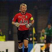 NLD/Arnhem/20051211 - Voetbal, Vitesse - Ajax, keeper Harald Wapenaar