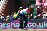 Chris Jordan  during the One Day International match between South Africa and England at Bidvest Wanderers Stadium, Johannesburg, South Africa on 9 February 2020.