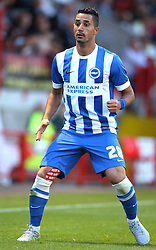 Beram Kayal of Brighton and Hove Albion - Mandatory by-line: Paul Terry/JMP - 22/07/2015 - SPORT - FOOTBALL - Crawley,England - Broadfield Stadium - Crawley Town v Brighton and Hove Albion - Pre-Season Friendly