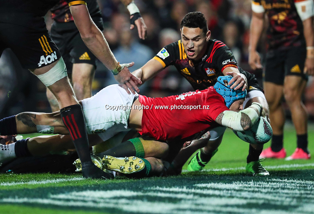 British &amp; Irish Lions Tour To New Zealand 2017, FMG Stadium Waikato, Hamilton, New Zealand 20/6/2017<br />