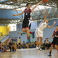 2013 C Div Bball – Unity vs Swiss Cottage