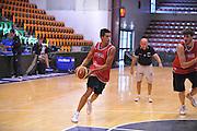 Sassari 19 Agosto 2012 - qualificazioni Eurobasket 2013 - Allenamento<br /> Nella Foto : MASSIMO CHESSA<br /> Foto Ciamillo/Castoria