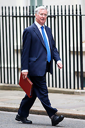 © Licensed to London News Pictures. 14/07/2015. London, UK. Defence Secretary, Michael Fallon attending to a cabinet meeting in Downing Street on Tuesday, July 14, 2015. Photo credit: Tolga Akmen/LNP