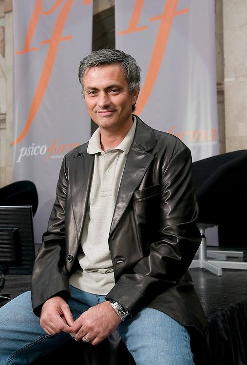 José Mourinho, football coach