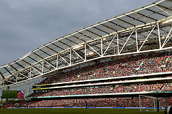 DUBLIN, REPUBLIC OF IRELAND - Saturday, August 5, 2017: A general view during a preseason friendly match between Athletic Club Bilbao and Liverpool at the Aviva Stadium. (Pic by David Rawcliffe/Propaganda)