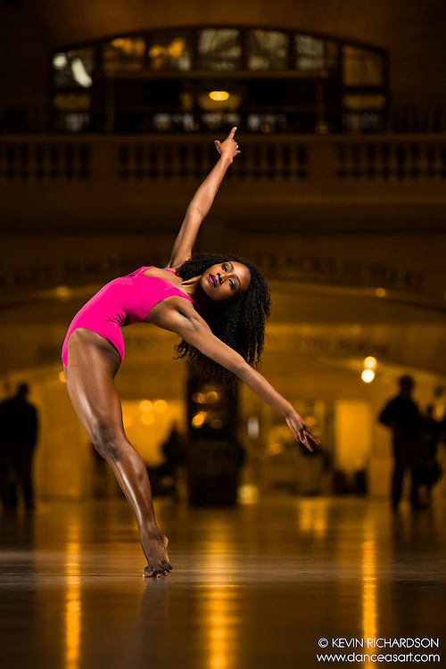 Dance As Art The New York Photography Project Grand Central Series with Tyra Els