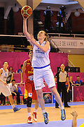 Vannes 16 Giugno 2013 <br /> Eurobasket Women 2013<br /> Italia - Spagna <br /> Nella foto: kathrin ress<br /> Foto Ciamillo