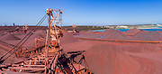 Saldanha Iron Ore Stackers