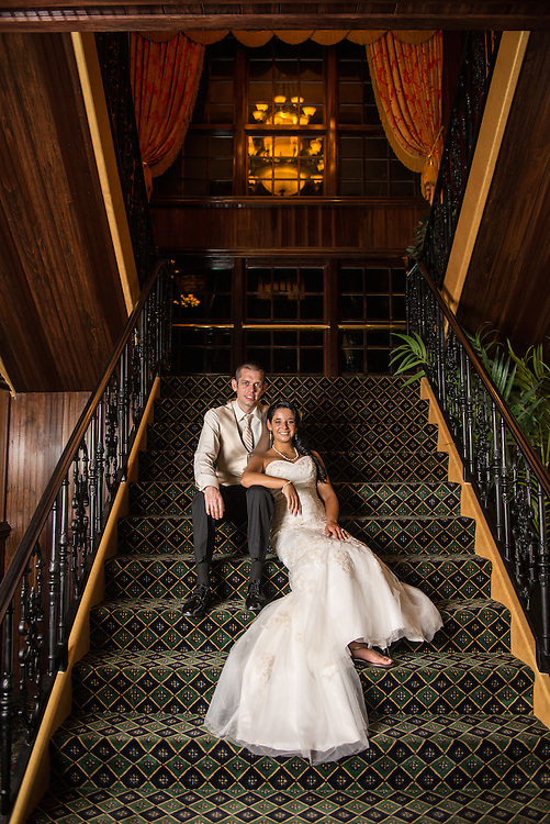 Kenny and Nicole Wedding | River Landing NC Weddings