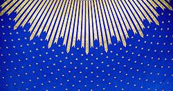 THEMENBILD - Herbst im Wiener Zentralfriedhof. Das Bild wurde am  14. Oktober 2012 aufgenommen. im Bild Innenaufnahme Karl Borromäus Kirche // THEME IMAGE FEATURE - Autumn in Vienna at viennese central cemetery. The image was taken on october, 14th, 2012. Picture shows indoor photo of Karl Borromaeus Church, AUT, EXPA Pictures © 2012, PhotoCredit: EXPA/ M. Gruber