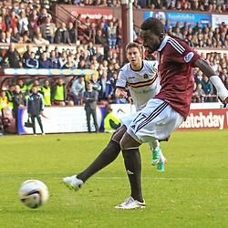 Hearts v Dumbarton | Scottish Championship | 18 October 2014