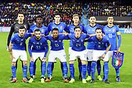 20181115 ITALY VS ENGLAND U21