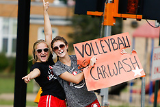 08/19/18 BHS Volleyball Car Wash