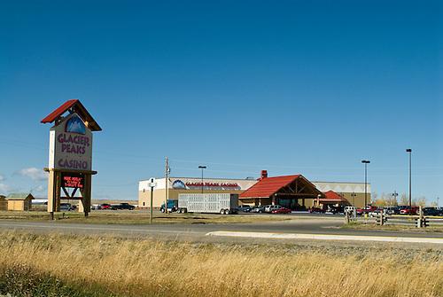 Glacier peaks casino jeff foxworthy casino niagara