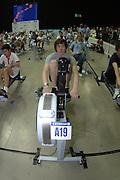 2005 British Indoor Rowing Championships, Indoor Rowing Racing, competitors, National Indoor Arena, Birmingham, ENGLAND,    20.11.2005  [Mandatory Credit Peter Spurrier/ Intersport Images]