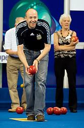 World Tour Bowls Pro Am Night 16 June 2010 .Images © Paul David Drabble.