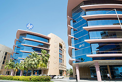 Office buildings located at Dubai Internet City in United Arab Emirates UAE