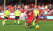 Crawley Town v York City  31/10/2015