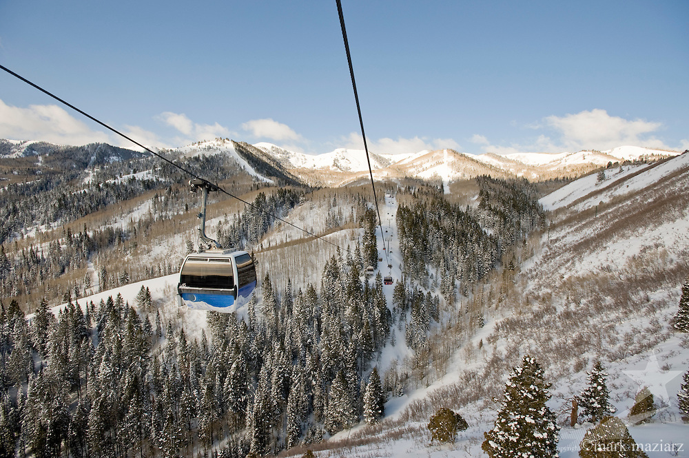 The Canyons, Park City, Utah