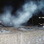 Brand vuilcontainer Oostermeent Huizen