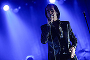 Photos of the band Nick Cave & The Bad Seeds performing live during ATP Iceland music festival at Ásbrú, the former NATO base in Keflavík, Iceland. June 29, 2013. Copyright © 2013 Matthew Eisman. All Rights Reserved