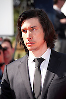 Actor Adam Driver at the gala screening for the film Paterson at the 69th Cannes Film Festival, Monday 16th May 2016, Cannes, France. Photography: Doreen Kennedy