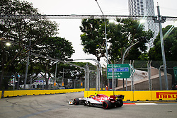 September 20, 2019, Singapore, Singapore: Motorsports: FIA Formula One World Championship 2019, Grand Prix of Singapore, .#99 Antonio Giovinazzi (ITA, Alfa Romeo Racing) (Credit Image: © Hoch Zwei via ZUMA Wire)