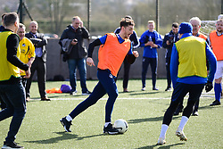 - Mandatory by-line: Dougie Allward/JMP - 14/03/2019 - FOOTBALL - The Lawns - Bristol, England - Bristol Rovers v  - Bristol Rovers Community Trust attend training ground
