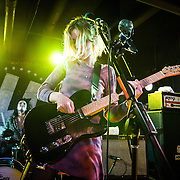 Wolf Alice performs at U Street Music Hall on 10/01/2015.