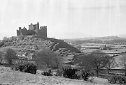 Views of the Rock of Cashel, Co. Tipperary..10.05.1962