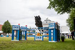 CZWALINA Inga (GER), Cezanne 48<br /> Redefin - Pferdefestival 2019<br /> Großer Preis der Deutschen Kreditbank AG<br /> BEMER Riders Tour - Wertungsprüfung<br /> Große Tour – Finale: Int. Weltranglisten-Springprüfung (1,60m) mit zwei Umläufen<br /> 26. Mai 201<br /> © www.sportfotos-lafrentz.de/Stefan Lafrentz