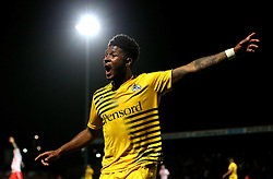 Ellis Harrison of Bristol Rovers looks frustrated as he appeals for a corner - Mandatory by-line: Robbie Stephenson/JMP - 19/04/2016 - FOOTBALL - Lamex Stadium - Stevenage, England - Stevenage v Bristol Rovers - Sky Bet League Two