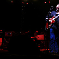 Widespread Panic performs during the North Carolina Azalea Festival Friday April 11, 2014 in Wilmington, N.C. (Jason A. Frizzelle)