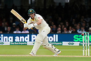 Marnus Labuschagne of Australia batting during the International Test Match 2019 match between England and Australia at Lord's Cricket Ground, St John's Wood, United Kingdom on 18 August 2019.
