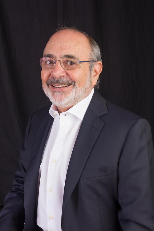 Portrait of Dr. Ronald Garber for Goldstein, Garber and Salama dental practice, January 24, 2018.