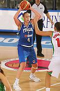 DESCRIZIONE : Ortona Italy Italia Eurobasket Women 2007 Bielorussia Italia Belarus Italy <br /> GIOCATORE : Kathrin Ress <br /> SQUADRA : Nazionale Italia Donne Femminile EVENTO : Eurobasket Women 2007 Campionati Europei Donne 2007 <br /> GARA : Bielorussia Italia Belarus Italy <br /> DATA : 03/10/2007 <br /> CATEGORIA : Passaggio <br /> SPORT : Pallacanestro <br /> AUTORE : Agenzia Ciamillo-Castoria/S.Silvestri Galleria : Eurobasket Women 2007 <br /> Fotonotizia : Ortona Italy Italia Eurobasket Women 2007 Bielorussia Italia Belarus Italy <br /> Predefinita :