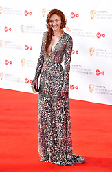 Eleanor Tomlinson arriving for the Virgin TV British Academy Television Awards 2017 held at Festival Hall at Southbank Centre, London.