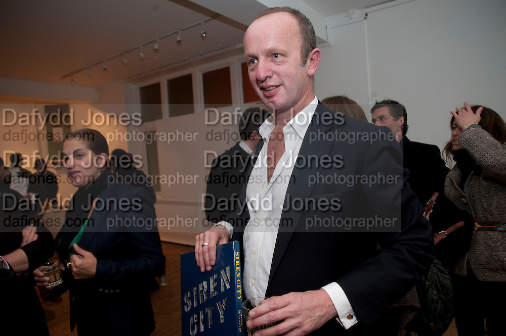 TRACEY EMIN; JOHNNIE SHAND KYDD, The  launch of Johnnie Shand Kydd's book Siren City. ( Photographs of Naples) Claire<br /> de Rouen books published  by Other Criteria. Charing Cross Rd. London. 30 November 2009