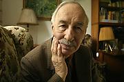 25.05.2006 Warszawa Lech Piekalkiewicz former prisoner in concentration camps : Auschwitz  Neuengame  Bergenbelsen , nephew of prof. Jana Piekalkiewicz photo Piotr Gesicki