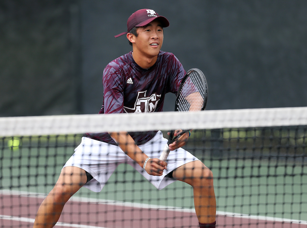 Tyler Junior College vs. Texas A&M men's tennis