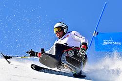 PELIT Murat, LW11, SUI, Giant Slalom at the WPAS_2019 Alpine Skiing World Cup, La Molina, Spain