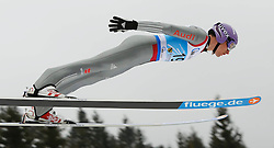 13.02.2013, Vogtland Arena, Kingenthal, GER, FIS Ski Sprung Weltcup, im Bild Martin Schmitt, Deutschland // during the FIS Skijumping Worldcup at the Vogtland Arena, Kingenthal, Germany on 2013/02/13. EXPA Pictures © 2013, PhotoCredit: EXPA/ Eibner/ Ingo Jensen..***** ATTENTION - OUT OF GER *****