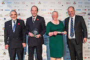 Scottish Borders Business Excellence Awards 2016,  Most Innovative Business with under 5 Employees. Sponsored by BCCA, Newtown St Boswells. Winner ~ Hardiesmill, Gordon.<br />
