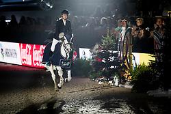 Frederick Amber, BEL, Easter BB<br /> Jumping Mechelen 2019<br /> © Hippo Foto - Sharon Vandeput<br /> 28/12/19